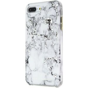Rebecca Minkoff Double Up Case for Apple iPhone 8 Plus / iPhone 7 Plus - Marble