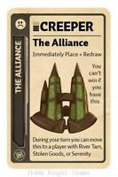 NEW Looney Labs Card Game Firefly Fluxx Promo Card - The Alliance