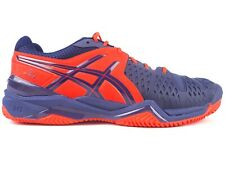 Asics Gel Bela 5 Sg E607Y 0633 Cherry Tomato Lace Up Tennis Shoes Trainers