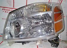 Genuine 04 05 06 07 Nissan Armada Titan Pickup Truck Drivers Headlight Headlamp