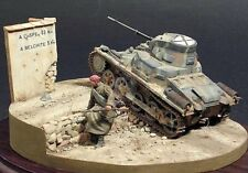 Lead Warrior 1/35 Panzer I Breda Conversion Condor Legion Spanish C. War LW35005