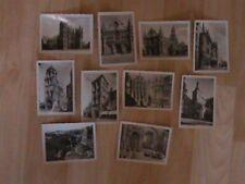 10 photos anciennes en noir et blanc de Poitiers Vienne - Format 9 cm x 6,5 cm
