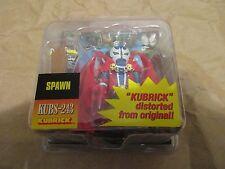 Medicom Toys Kubrick Kubs-243 Spawn New Free Shipping Chase Variant Blue Body