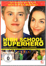 High School Superhero, Comedy for the whole family, DVD/New