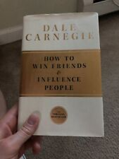 how to win friends influence people hardcover