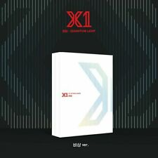 K-POP X1 1st Mini Album FLY Ver. CD+PhotoBook+P.Stand+Postcard+Bookmark Sealed