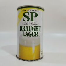 Vintage Steel Beer Can: Sp Gold Medal Draught Lager (Papua New Guinea)
