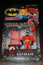 Inferno Extinction Batman-New Batman Adventures Mission Masters 3-BAS-MOC