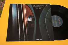 THOMAS DEMENGA HEINZ REBER LP CELLORGANICS 1°ST ORIG ECM JAZZ NM ! AUDIOFILI !!!