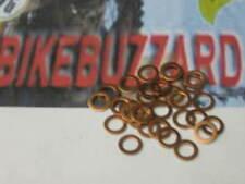 Maico Husky CZ Bultaco 6mm Copper Sealing Washers NEW!