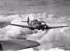 """WW2 - Spitfire du Groupe """"Île de France"""" en patrouille Mer du Nord en 1942"""