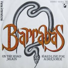 "Barrabas On the road again (1981)  [7"" Single]"