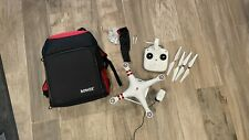 DJI Phantom 3 Standard 2.7k HD Video + Bower Sky Capture Series Drone Backpack