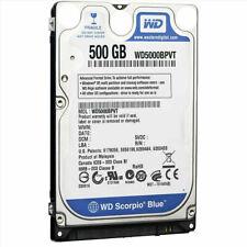 "Western Digital 500gb 2.5"" Sata Laptop Hard Disc Drive"