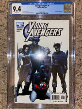 Young Avengers V1 #6 (1st Cassie Lang Stature; CGC Grade 9.4 White Pages