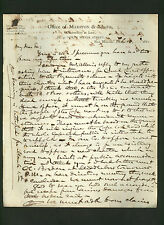 1871 letter by lawyer George Marston, Massachusetts Attorney-General * railroad