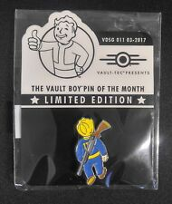 Fallout 4 VBotM-011: Lone Wanderer Pin of the Month Limited Edition of 1000