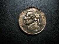 1953 D Jefferson Nickel GEM (BU) Brilliant Uncirculated