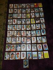 Lot (73) Different 2011 Topps Heritage Baseball Cards...NICE Lot Beckett $72.55