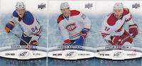 14-15 UD Ice Joonas Nattinen /999 Rookie Premieres 2014 Canadiens Upper Deck