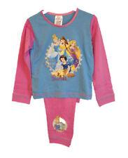 Vêtements bleus Disney pour fille de 2 à 16 ans en 100% coton