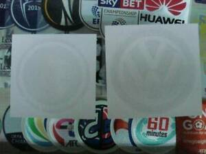 OFFICIAL DFB POKAL + VW PU FOOTBALL 2016-18 PATCHES