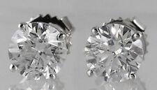 Excellent Cut VS1 Fine Diamond Earrings