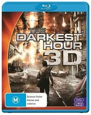 The Darkest Hour 3D : NEW Blu-Ray 3D