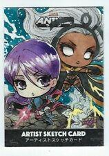 2020 Marvel Anime sketch Lydi Li Tubillara