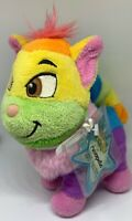 NEW NWT JAKKS NEOPETS New With Tags Rainbow Wocky Series 4 🤩🥰🌈