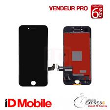 ECRAN LCD VITRE TACTILE avec Châssis  pour iPhone 7 noir **SUIVI SECURISE**