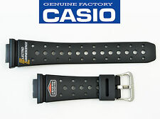 Casio G-Shock  Watch Band Black Strap DW-6600B DW-6600BKK Electro Luminescence