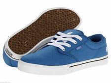 Etnies Jameson 2 Eco Mens US 13 M Blue Canvas Skateboarding Sneakers Shoes  $65