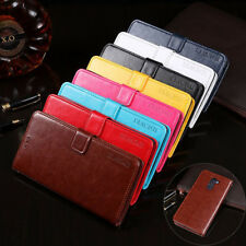 For Xiaomi PocoPhone F1 Shockproof Cover Flip Leather Card Kickstand Wallet Case