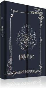 Harry Potter 6.5 X 4.25 Blue Diary Planner Journal Book Agenda Notebook Undated
