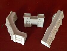 1/300 6mm Terrain Warhammer Epic Adeptus Titanicus 9 Piece Resin Fortress