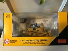 NORSCOT CAT D10T Track-Type Tractor with metal tracks and Railings #55158
