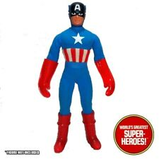 """Mego Captain America Custom Gloves For 8"""" Action Figure WGSH Parts Lot"""