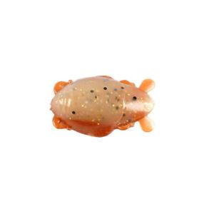 Berkley Gulp Saltwater Sand Crab Flea 1 Inch New Penny Pack of 12 1121665