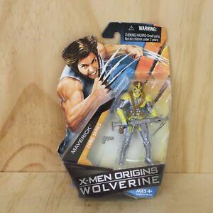 2009 Marvel X-Men Origins Wolverine Maverick Comic Series Action Figure - New