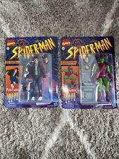Marvel Legends Green Goblin And Peter Parker 6 inch Action Figure
