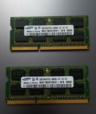 MEMORIA RAM PARA PORTATIL DDR3. SAMSUNG. 4GB