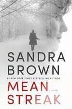 Mean Streak by Sandra Brown (2014, Hardcover)