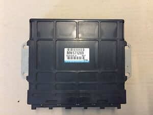 2003-2011 MITSUBISHI GRANDIS 2.4 PETROL ENGINE ECU /CONTROL MODULE MN171269