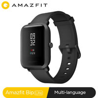 Global Version Xiaomi Huami Amazfit Bip Lite Smart watch Sport GPS Heart Rate