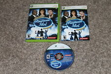 KARAOKE REVOLUTION PRESENTS AMERICAN IDOL ENCORE XBOX 360