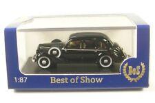 Skoda Superb 913 (schwarz) 1938 ( RHD) 1:87 BoS-Models