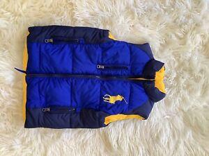 ralph lauren reversible vest Kids 5