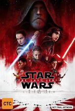 Star Wars - The Last Jedi (DVD, 2018)