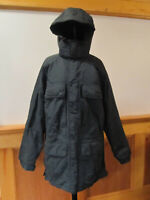 VINTAGE Mens LL BEAN Maine Wardens Parka GoreTex Thinsulate Ultra GREEN L TALL